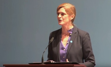 Amb. Samantha Power at the 10th Anniversary of the OSCE's Berlin Conference on Anti-Semitism