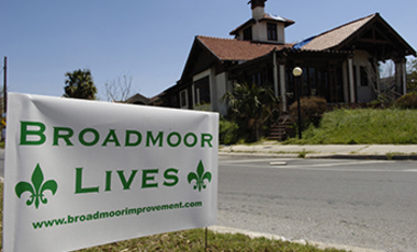 Broadmoor Project, New Orleans: Looking Back and Ahead