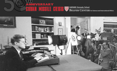 Cuban Missile Crisis 50th Anniversary Website Homepage