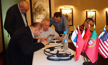 Russian Elbe Group generals huddle in Morocco to discuss Ukraine and Crimea with American counterparts.