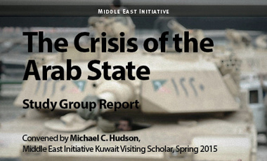 The Crisis of the Arab State
