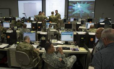 Cyber Guard 2016 Exercise