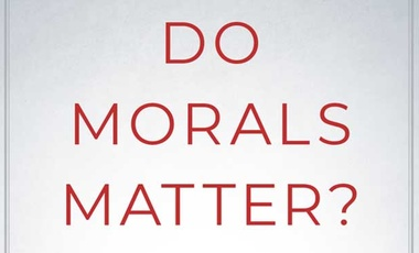 Do Morals Matter? Book cover