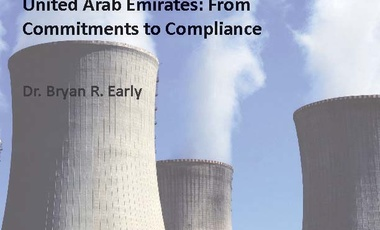 Export Control Development in the United Arab Emirates: From Commitments to Compliance