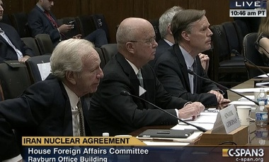 Hearing: Implications of a Nuclear Agreement with Iran