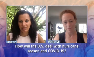 Questions from Quarantine: Hurricane Season and COVID-19