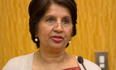 Ambassador Nirupama Rao hails importance of human capital in Indo-American relationship