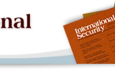 International Security Journal Highlights