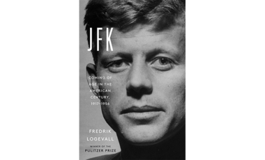 JFK: Coming of Age in the American Century, 1917–1956 Cover