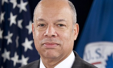 Jeh Johnson Official Portrait