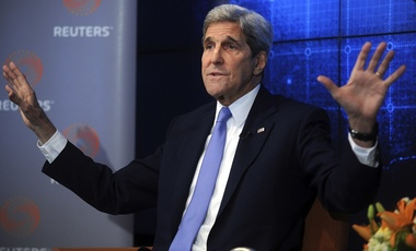 Secretary of State John Kerry speaks about the Iran Deal, August 11, 2015.