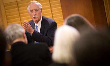Sen. Angus King of Maine