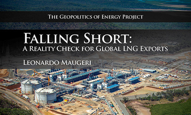Falling Short: A Reality Check for Global LNG Exports
