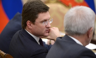 March 1, 2016 – Russia's Energy Minister Alexander Novak attends a meeting with heads of Russian oil companies at Moscow's Kremlin
