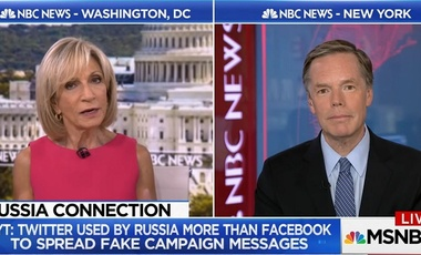 Nicholas Burns on Andrea Mitchell Reports (MSNBC)