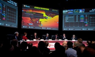 PDP Co-Director Carter Participates in Harvard Oil Shockwave Simulation