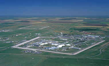 The National Nuclear Security Administration's Pantex Plant is the only U.S. serial  production facility.