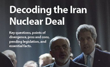 Decoding the Iran Nuclear Deal