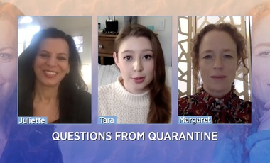 Questions from Quarantine: Vaccines and the Public Health Response