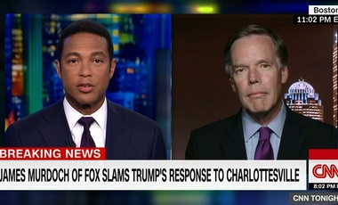 Nicholas Burns talks to CNN's Don Lemon about Charlottesville and President Trump's reactions