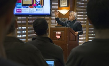 India's Chief Climate Negotiator, Minister Jairam Ramesh, Discusses Climate Change Negotiations