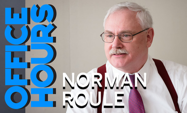 Norman Roule on Office Hours Podcast