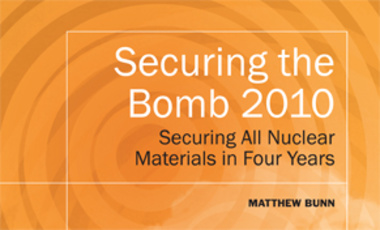 On Eve of Nuclear Security Summit, Faster, Broader Global Effort Needed to Secure All Nuclear Materials in Four Years