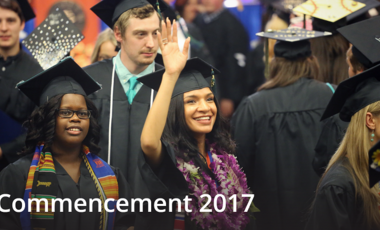 Salem State University Commencement 2017