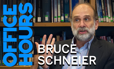 Bruce Schneier on Office Hours Podcast