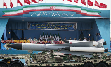 Iran ballistic missile program (Tasnim News)