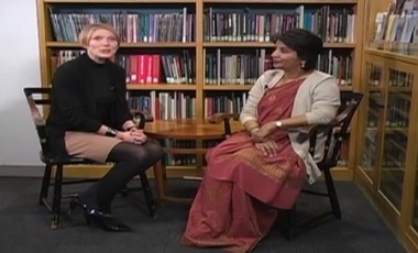 Conversations in Diplomacy: Nirupama Rao