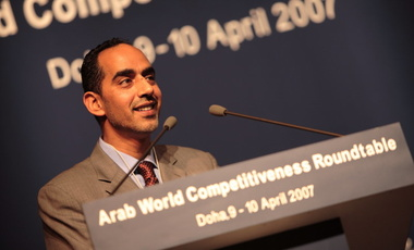 Arab World Competitiveness Report 2007
