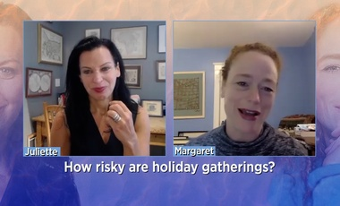 Questions from Quarantine: How Risky Are Holiday Gatherings?
