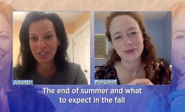 Questions from Quarantine: The End of Summer and the Fall Ahead