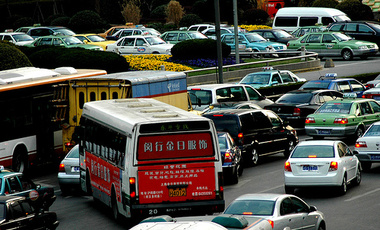 Deployment of Cleaner Vehicles in China? The Role of Foreign Direct Investment