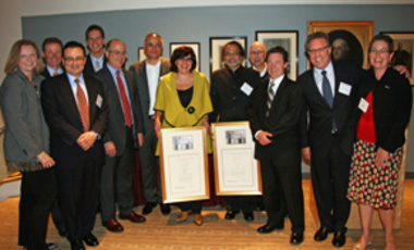 Refrigerants, Naturally! Recipients of the 2011 Roy Family Award for Environmental Partnership