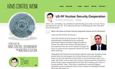 US-RF Nuclear Security Cooperation