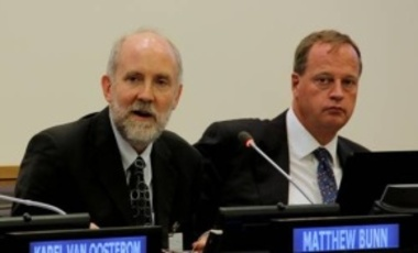 "Matthew Bunn and William H. Tobey present ""The Nuclear Terrorism Threat – And Next Steps to Reduce the Danger"""