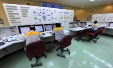 Aug. 23, 2010: Technicians at work in the Bushehr nuclear power plant, Bushehr, Iran. Iran has confirmed that Stuxnet infected several personal laptops of Bushehr employees but that plant systems were unaffected.