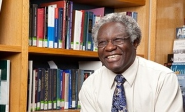 Calestous Juma Honored with Lifetime Africa Achievement Prize