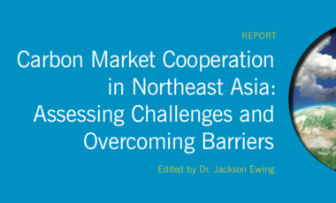 Carbon Market Cooperation in Northeast Asia: Assessing Challenges and Overcoming Barriers