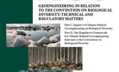 Impacts of Climate-Related Geoengineering on Biological Diversity