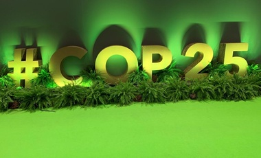 COP-25 twitter hashtag