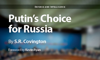 Putin's Choice for Russia