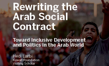 Rewriting the Arab Social Contract