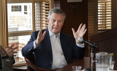 EU Trade Commissioner Karel de Gucht Discusses Trade and Geopolitics