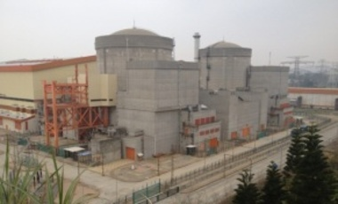 Daya Bay Nuclear Power Plant, January 2013