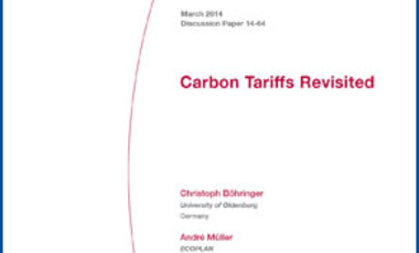 Carbon Tariffs Revisited