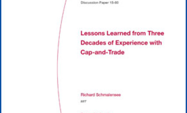 Lessons Learned from Three Decades of Experience with Cap-and-Trade