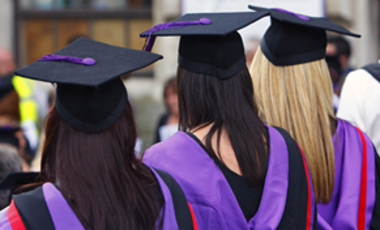 The £3,225 cap on university annual top-up fees must be raised to more than £5,000 if Britain is to retain its position as a global leader in higher education, a think tank report said February 11, 2010.